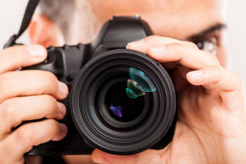 Photographe amateur à Pornichet